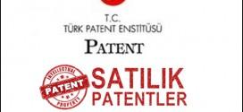 Satılık Patentler